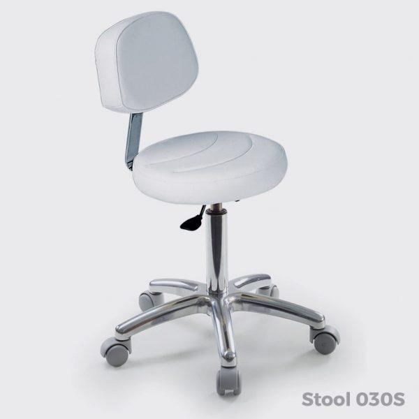 Stool 030S Alluminium